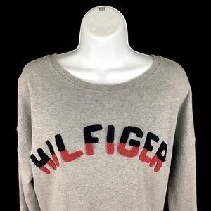 Tommy Hilfiger 3D Spellout Crew Neck Sweatshirt